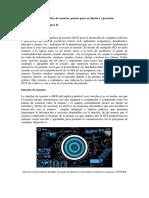 Interfaz Gráfica de Usuario, Pautas Para Su Diseño y Ejecución
