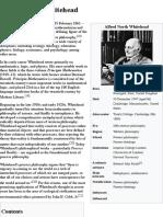 Alfred North Whitehead - Wikipedia