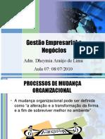 Aula 07 de 14 - Gestão Empresarial e Negócios (08-07-10)