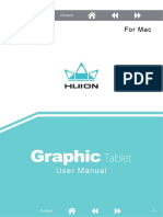 Graphic Tablet MAC Manual