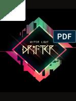 Hyper Light Drifter Manual