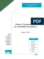 04 Informe Tecnico n04 Avance Coyuntural Feb2017