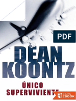Unico Superviviente - Dean R. Koontz