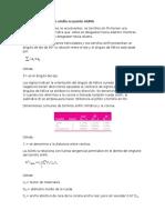 Engranes de Tornillo Sinfín Ecuación AGMA