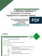 CMH17_AIAA_STC100411-Military Handbook 17-Composite Material Handbook