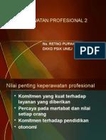 2. Keperawatan Profesional Ppt (2)