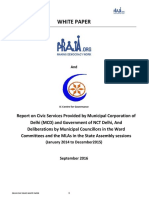 Praja White Paper on MCD