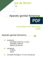 Clase Aparato Genital Femenino
