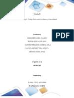Trabajo Colaborativo – Unidad 1 Fase 1 - Trabajo Estructura de La Materia y Nomenclatura_Grupo 393 TRABAJO FINAL