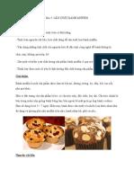 Bánh Muffin