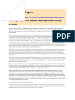 Reducing Occupational Hazards, Ensuring Workplace Safety