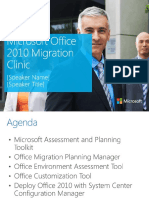 Office 2010 Deploy