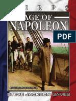 Gurps 3e - Age of Napoleon