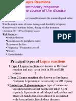 9. Lepra Reaction