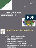 Pkn-5 Demokrasi Indonesia -Mhs -Ok