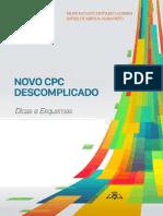 E-book Novo CPC Descomplicado - Dicas e Esquemas