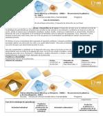 Guía de Actividades Fase Intermedia 2 Observación y Entrevista