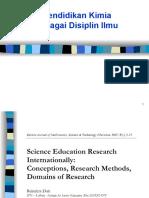 PendidikanKimia-Ilmu