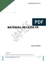 CATIA Material