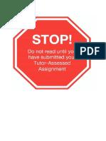 Mock Exam Answer Sheet-tutor