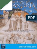 El Incendio de Alejandría -Jean-Pierre Luminet