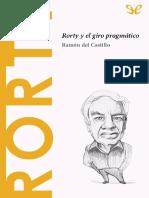 Castillo, Ramón Del (2015) - Rorty y El Giro Pragmático