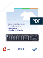 deployment openstack prtivate cloud on NEX DC3100 .pdf