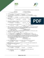 Collective Past Board Exam (Building Utilities)