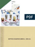 1.Egyptian Settlement
