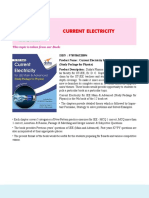 9. Current Electricity