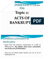 002 Acts f Bankruptcy Notes