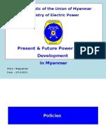 MEP Myanmar