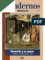 Cuadernos Historia 16, nº 032 - Recaredo y su Epoca.pdf