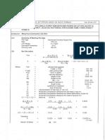 RC Pile Set Calculation