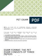 PET Class 17 Abril