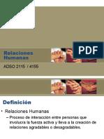 Presentación Relaciones-Humanas