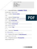 Algebra Lineal (Guia Docente)
