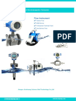 Electromagnetic Flow Meter-BCST