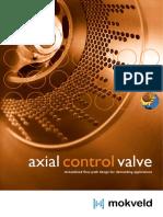Mokveld Brochure Axial Control Valve 1