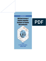 (ACS Symposium Volume 1077) H. N. Cheng, Tetsuo Asakura, And Alan D. English (Eds.)-NMR Spectroscopy of Polymers_ Innovative Strategies for Complex Macromolecules-American Chemical Society (2011) (1)