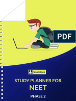 Last 10 Days Study Planner for NEET Phase 2 1