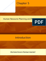 Ch5 Human Resource Planning and Recuitment1