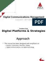 DCM Curriculum 29 March 2017