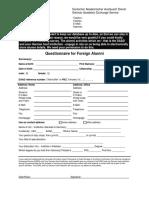 DAAD Questionnaire Alumni-Editable PDF