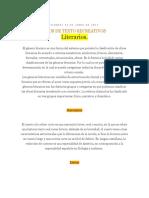 TIPOS DE TEXTO RECREATIVOS .doc