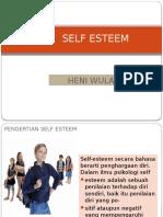 Ppt Presentasi Self Esteem