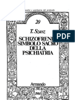 Schizofrenia Simbolo Sacro Della Psichiatria