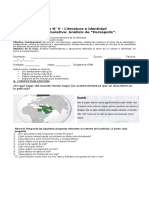 Guía literatura e identidad N°6