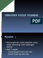 9 Manajemen Risiko Keuangan.ppt