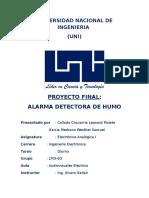 140087774 PROYECTO de Elka Alarma Contra Incendio
